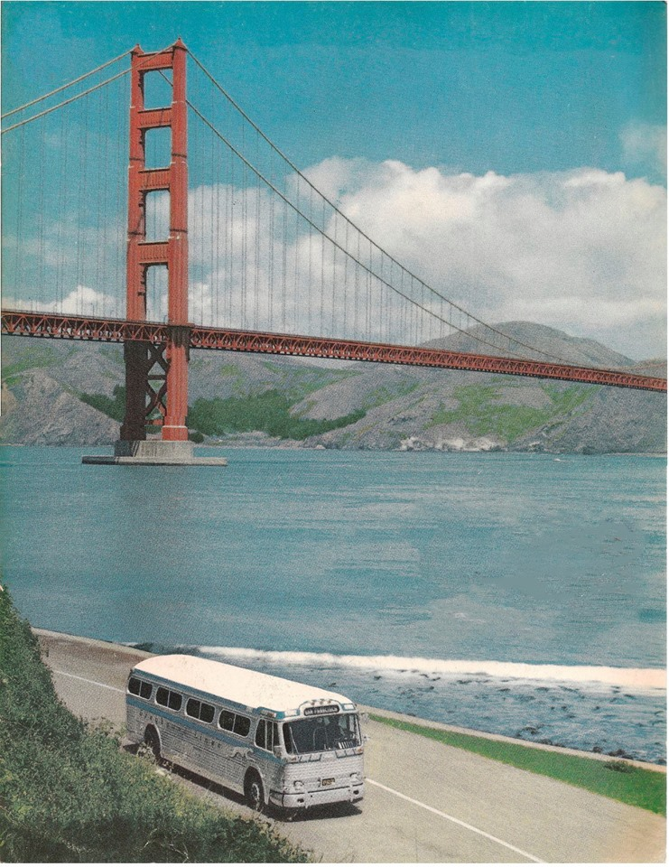 Greyhound Bus lines - Vintage pics 14352510