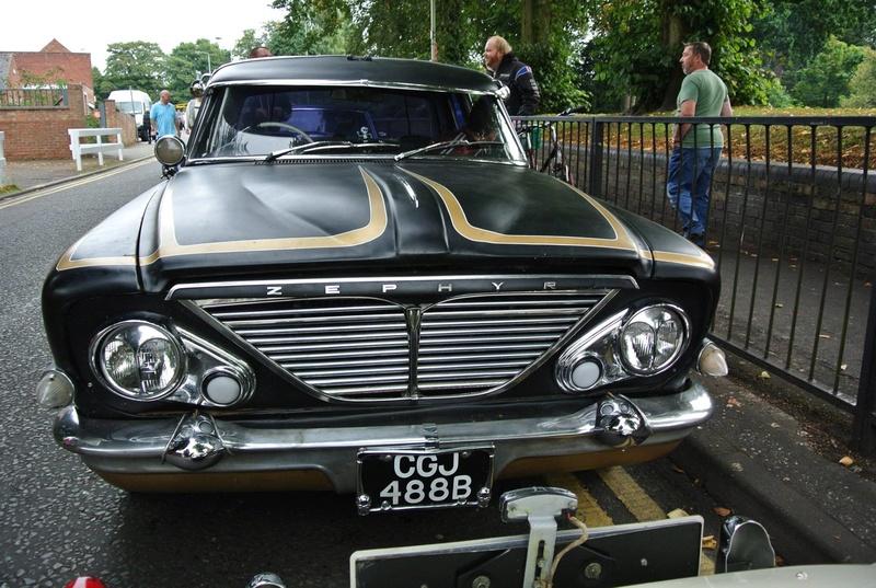 British classic car custom & mild custom - UK - GB - England 14425412