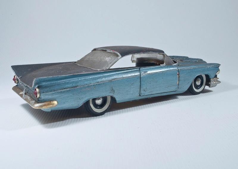 Vintage built automobile model kit survivor - Hot rod et Custom car maquettes montées anciennes - Page 6 14435211