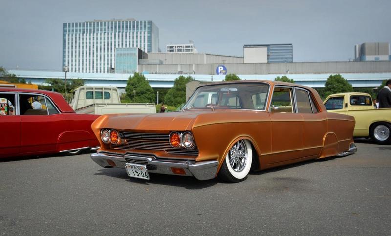 Japanese car custom & mild custom - Page 2 14444610
