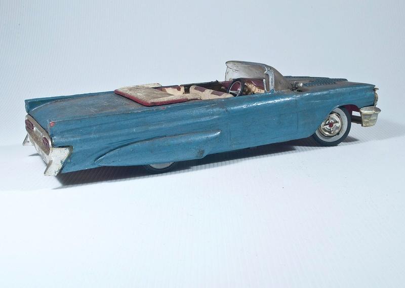 Vintage built automobile model kit survivor - Hot rod et Custom car maquettes montées anciennes - Page 6 14444611