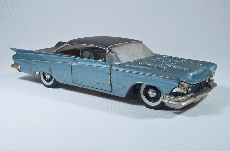 Vintage built automobile model kit survivor - Hot rod et Custom car maquettes montées anciennes - Page 6 14444710