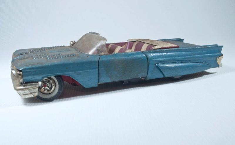 Vintage built automobile model kit survivor - Hot rod et Custom car maquettes montées anciennes - Page 6 14445110