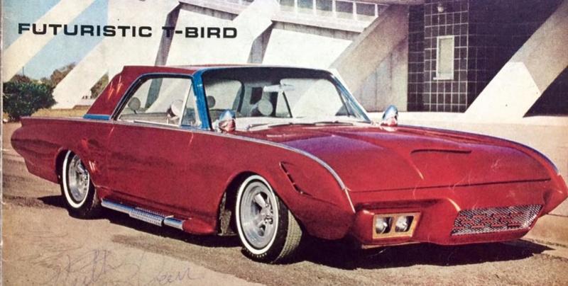 Ford Thunderbird 1961 - 1963 custom & mild custom - Page 4 14449810