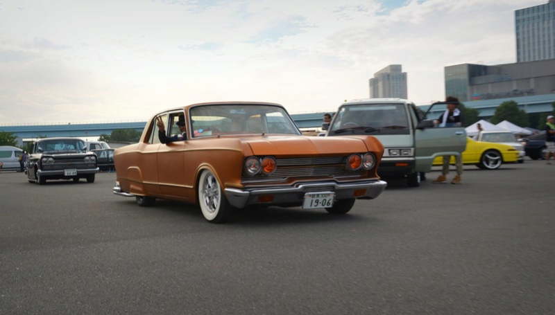 Japanese car custom & mild custom - Page 2 14480510