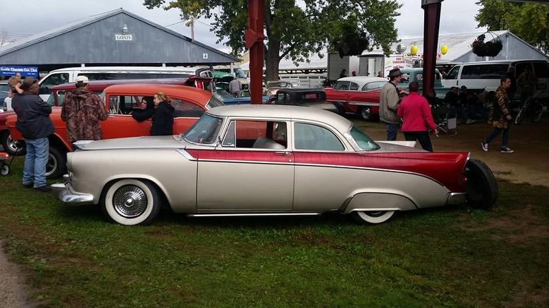 Chrysler & DeSoto 1955 - 1956 custom & mild custom 14484812