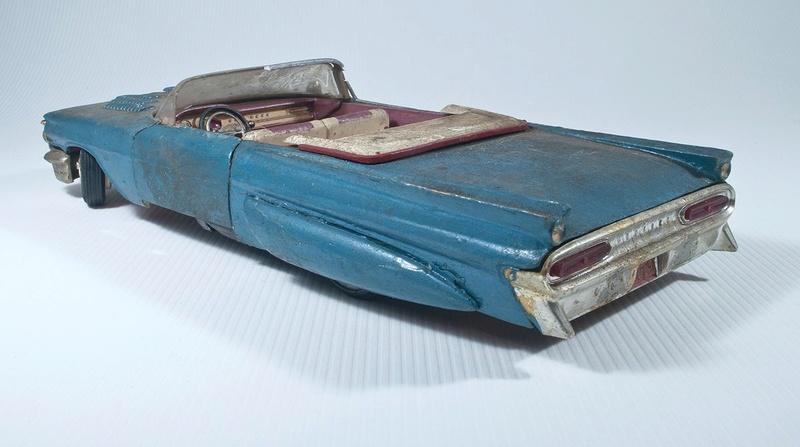 Vintage built automobile model kit survivor - Hot rod et Custom car maquettes montées anciennes - Page 6 14524910