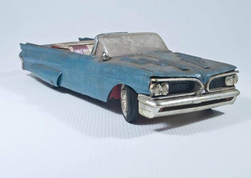 Vintage built automobile model kit survivor - Hot rod et Custom car maquettes montées anciennes - Page 6 14525010