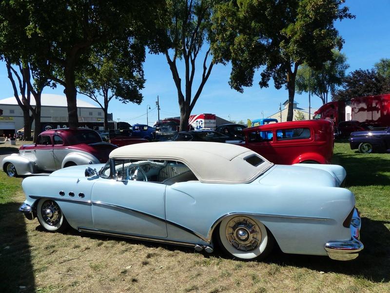 Buick 1950 -  1954 custom and mild custom galerie - Page 8 14566410