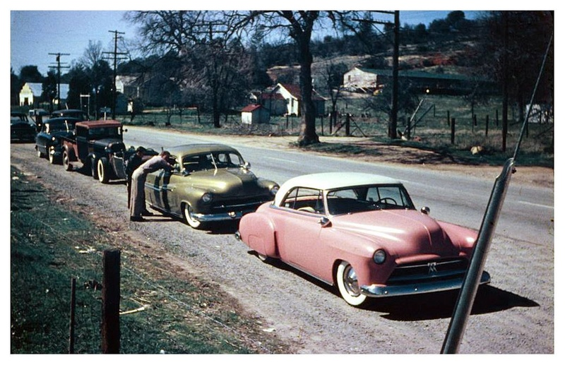 custom cars in the street ( 1950's & 1960's) - Page 4 14567310