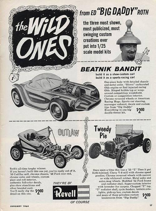 Vintage model kit ad - publicité - Page 2 14570210