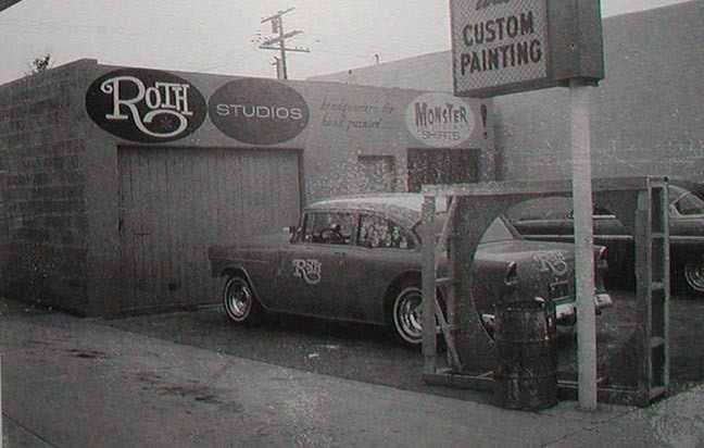 custom cars in the street ( 1950's & 1960's) - Page 4 14570311