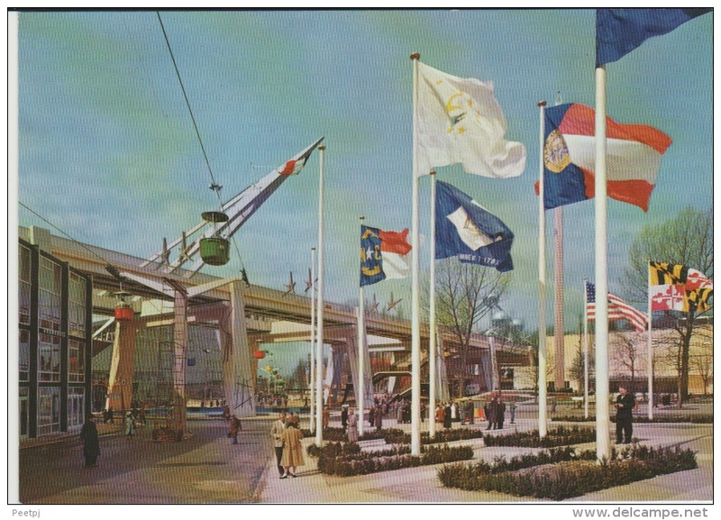 Exposition Universelle 1958 Bruxelles 146_0010