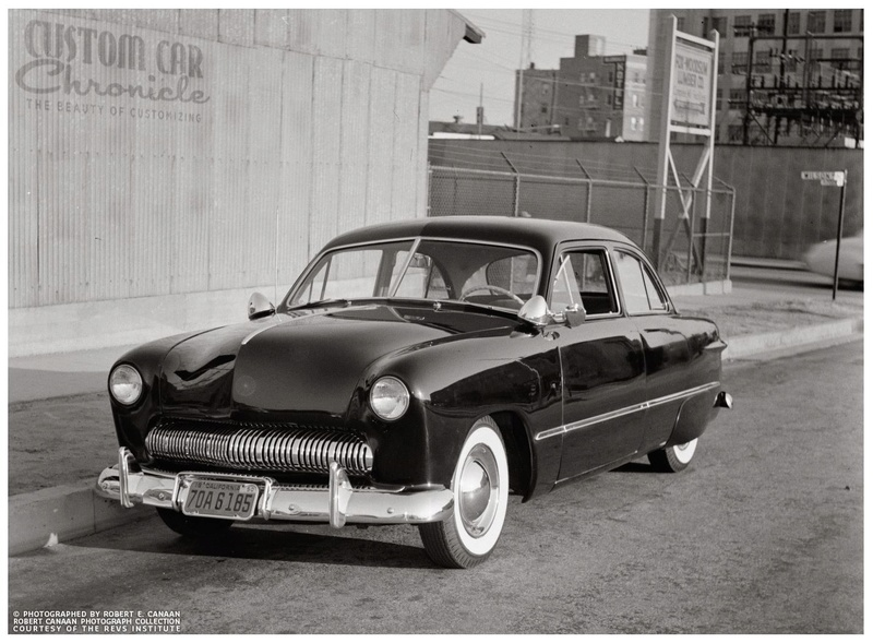 custom cars in the street ( 1950's & 1960's) - Page 4 14706710