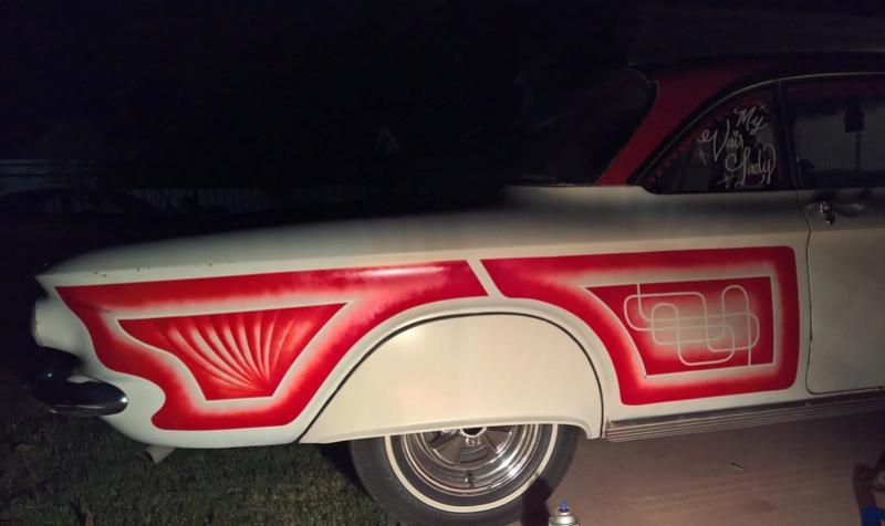 auto's crazy paint - peinture de fou sur carrosseries 14714810