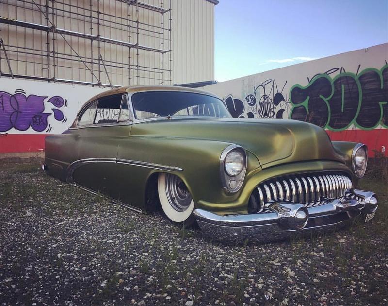 Buick 1950 -  1954 custom and mild custom galerie - Page 8 14890310