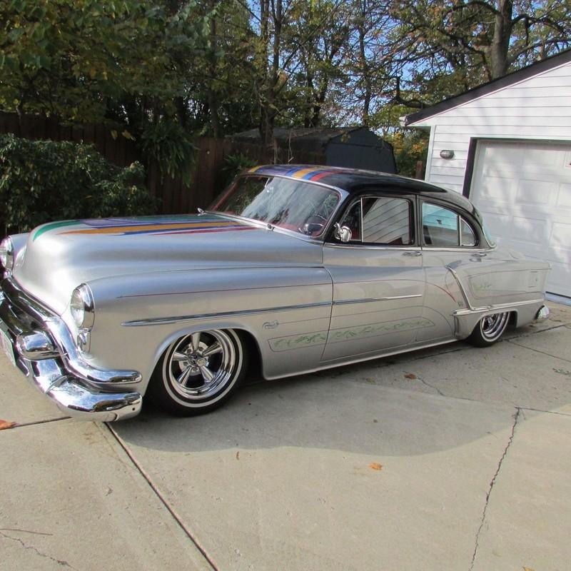 Oldsmobile 1948 - 1954 custom & mild custom - Page 7 150