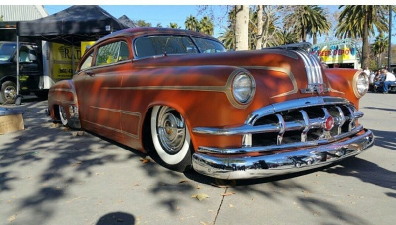 Pontiac 1949 - 54 custom & mild custom - Page 3 151
