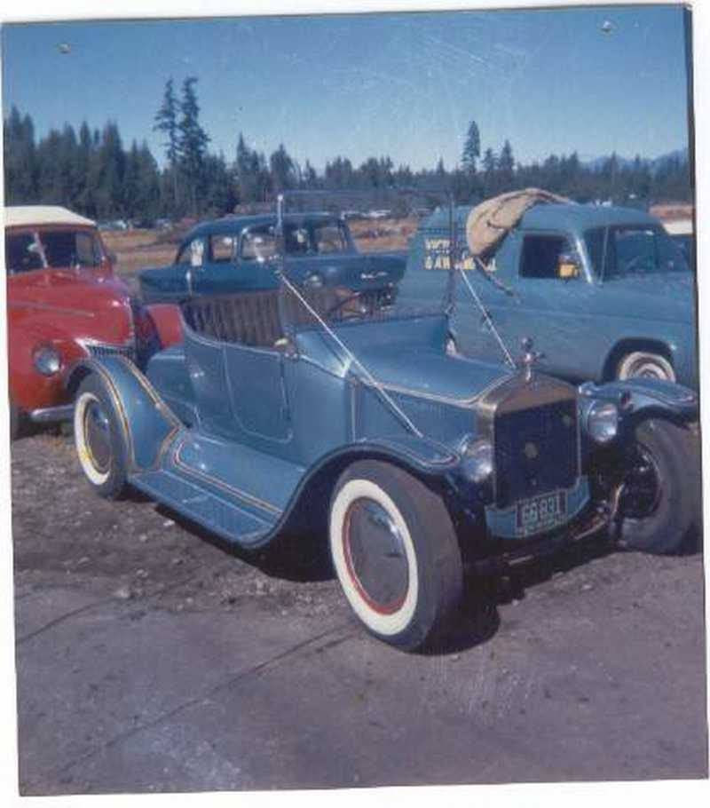 "Hot rod in street - Vintage pics - ""Photos rétros"" -  - Page 5 15113410"