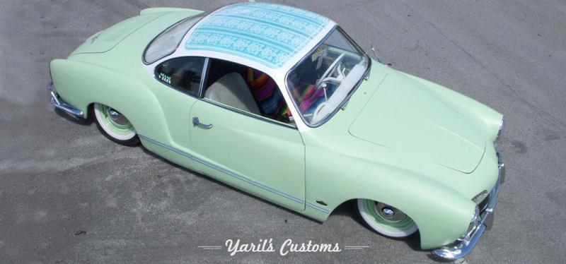 VW kustom & Volks Rod - Page 9 1964-k10