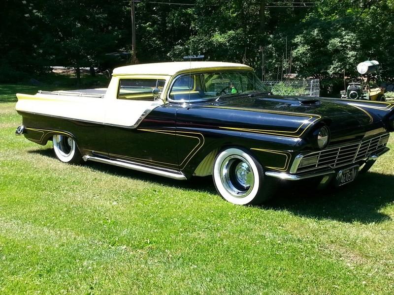 Ford 1957 & 1958 custom & mild custom  - Page 7 20160614