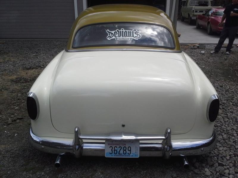 Chevy 1953 - 1954 custom & mild custom galerie - Page 13 20160711