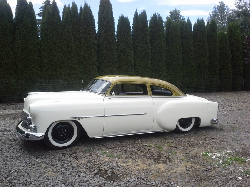 Chevy 1953 - 1954 custom & mild custom galerie - Page 13 20160713