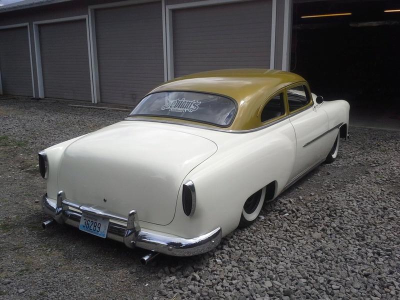 Chevy 1953 - 1954 custom & mild custom galerie - Page 13 20160714
