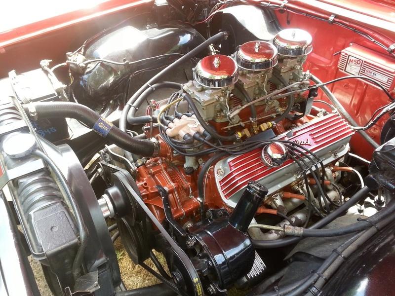 Ford 1965 - 67 custom & mild custom 20160717