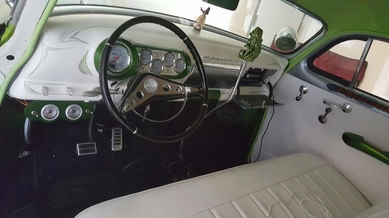 Chevy 1953 - 1954 custom & mild custom galerie - Page 13 20160810