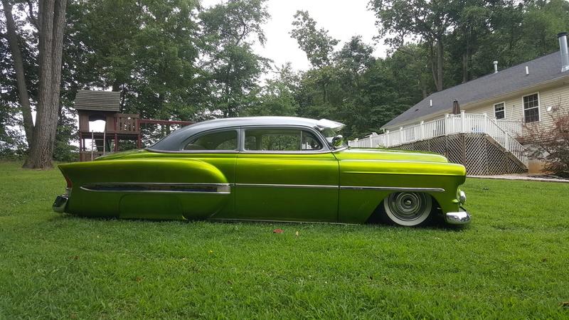 Chevy 1953 - 1954 custom & mild custom galerie - Page 13 20160813