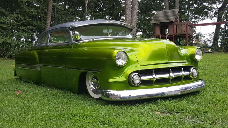 Chevy 1953 - 1954 custom & mild custom galerie - Page 13 20160814