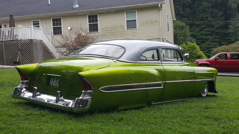 Chevy 1953 - 1954 custom & mild custom galerie - Page 13 20160815