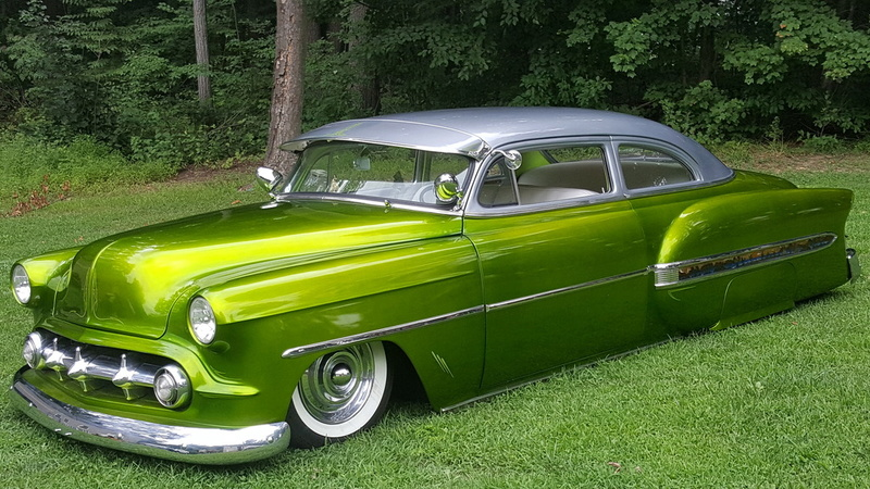 Chevy 1953 - 1954 custom & mild custom galerie - Page 13 20160819