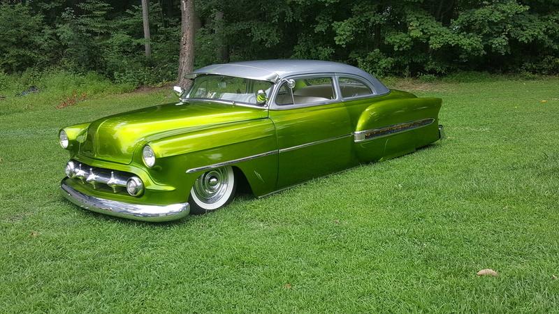 Chevy 1953 - 1954 custom & mild custom galerie - Page 13 20160820