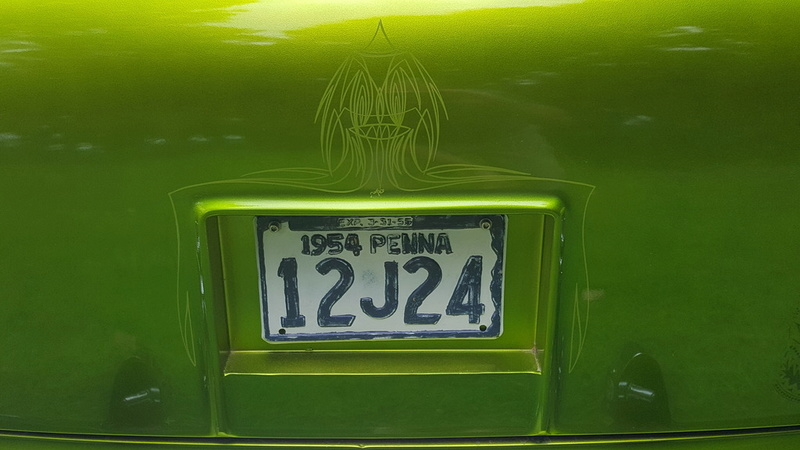 Chevy 1953 - 1954 custom & mild custom galerie - Page 13 20160821