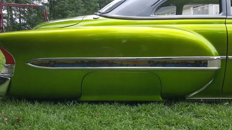 Chevy 1953 - 1954 custom & mild custom galerie - Page 13 20160823