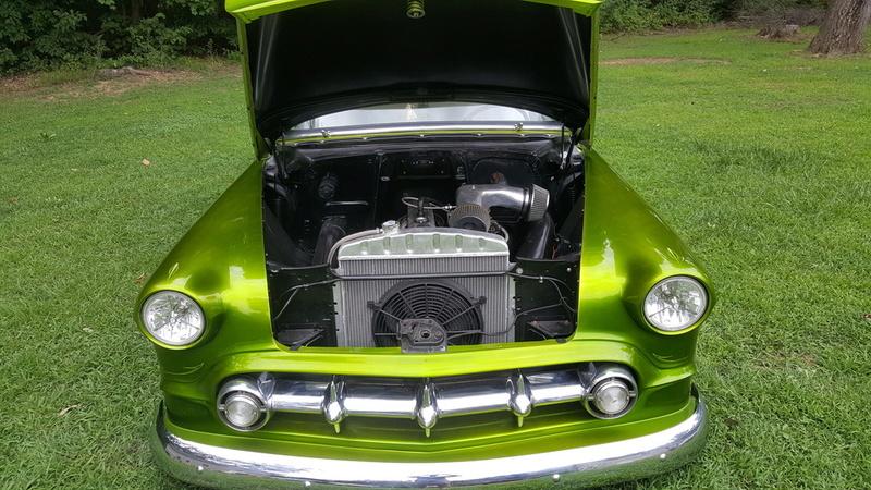 Chevy 1953 - 1954 custom & mild custom galerie - Page 13 20160824