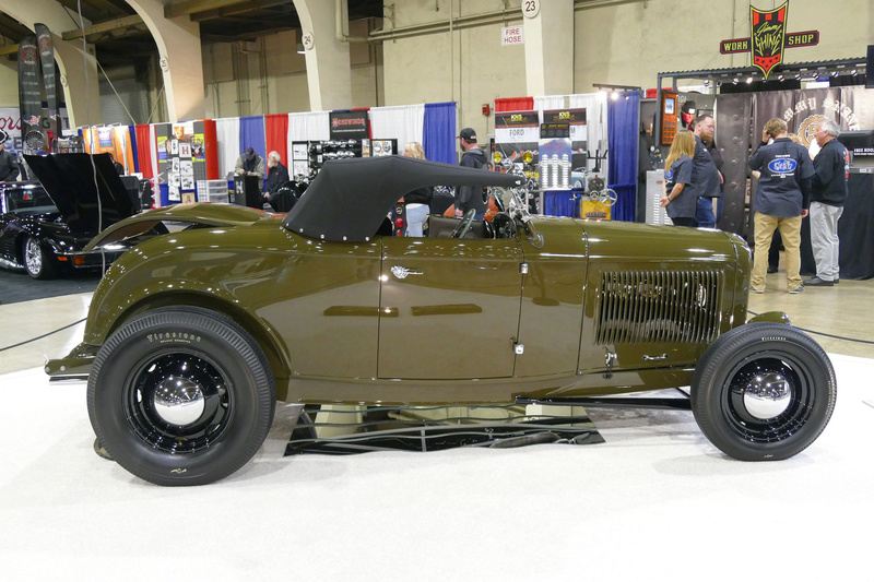 1932 Ford roadster - Hollenbeck '32 - Darryl & Terry Hollenbeck 24189910