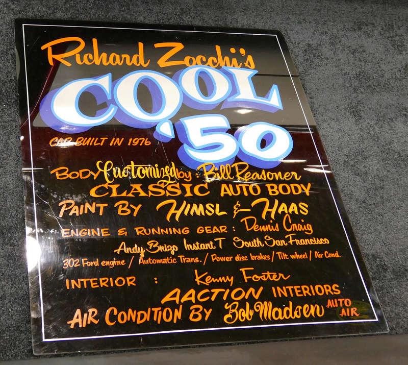 1950 Mercury - Richard Zocchi - Cool '50 24251810