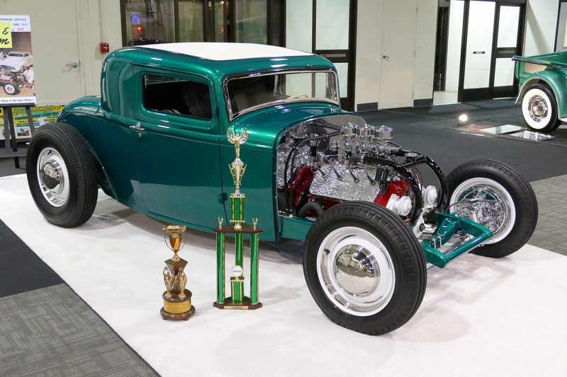 1932 Ford coupe - Low Thompson 24270010