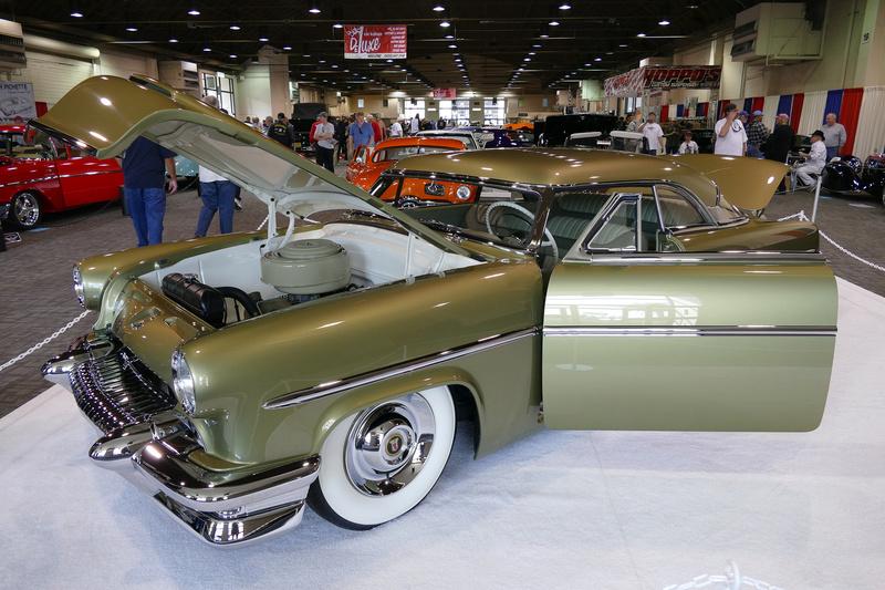 1954 Mercury Monterey - El Sueno - Scott & Holly Roberts  - Altissimo Restoration 24293110
