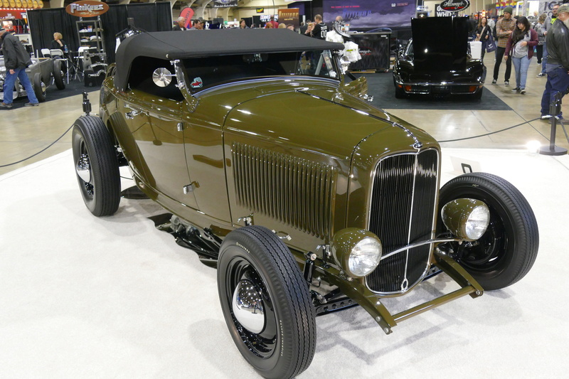 1932 Ford roadster - Hollenbeck '32 - Darryl & Terry Hollenbeck 24450510