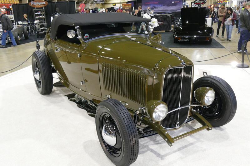 1932 Ford roadster - Hollenbeck '32 - Darryl & Terry Hollenbeck 24450510