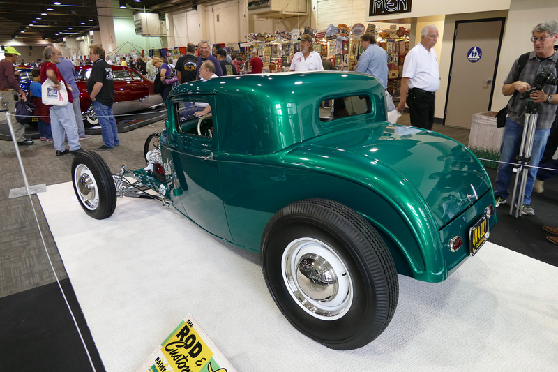 1932 Ford coupe - Low Thompson 24530610