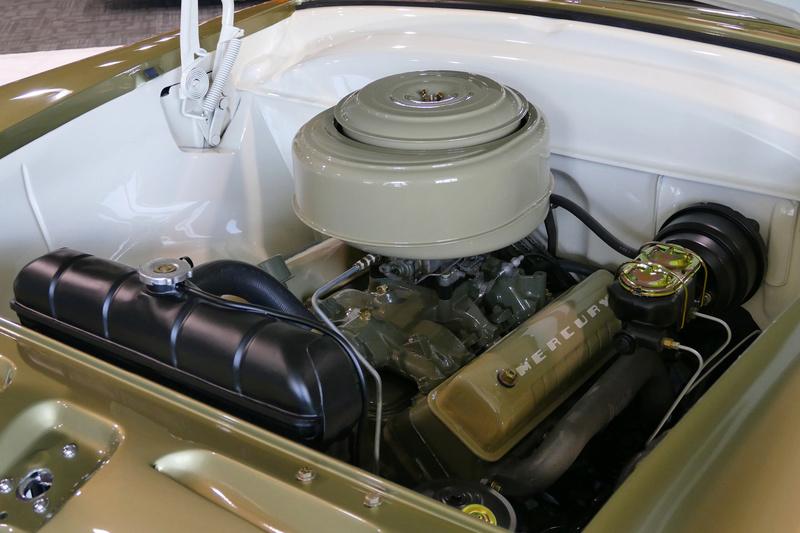 1954 Mercury Monterey - El Sueno - Scott & Holly Roberts  - Altissimo Restoration 24552410