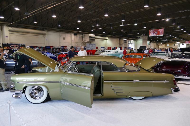 1954 Mercury Monterey - El Sueno - Scott & Holly Roberts  - Altissimo Restoration 24624510
