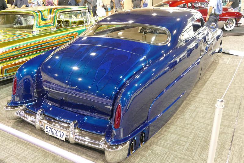 1951 Mercury 2 door Sedan - Stiletto - Tim Mc Nulty - Extreme Kustoms 24646810