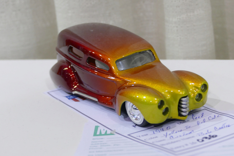 Model Kits Contest - Hot rods and custom cars 24680610