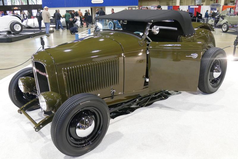 1932 Ford roadster - Hollenbeck '32 - Darryl & Terry Hollenbeck 24700310